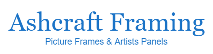 Ashcraft Framing & Art Materials